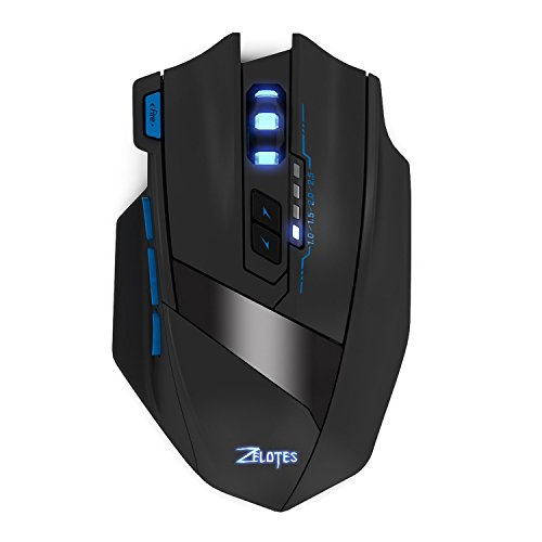 KingTop Wireless Gaming Maus